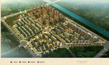 我公司完成腾飞鑫城棚户区改造工程项目(一期)项目申