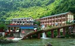 黑龙江省伊春市铁力桃源湖风景区旅游基础设施建设项目